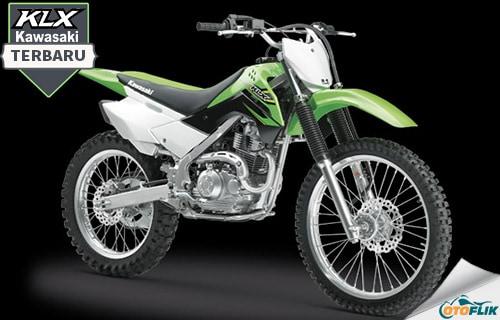 Motor Kawasaki Off Road KLX Terbaru