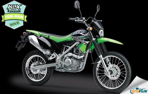 Motor Kawasaki Off Road KLX Terlaris