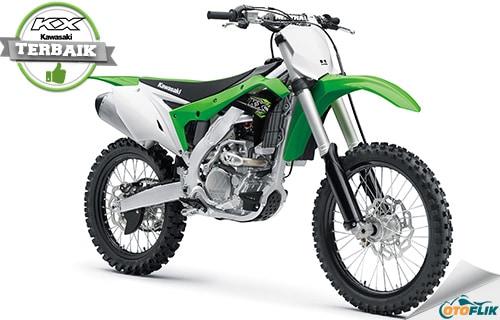 Motor Kawasaki Off Road KX Terbaik