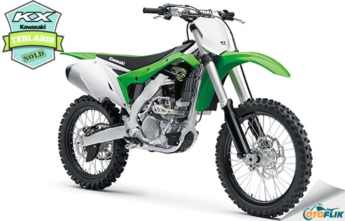 Motor Kawasaki Off Road KX Terlaris