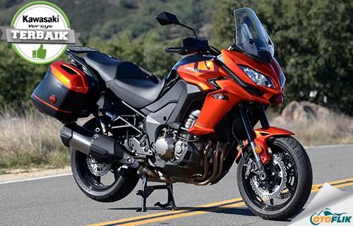 Motor Kawasaki Versys Terbaik