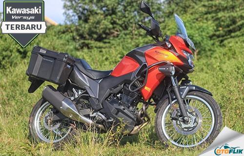 Motor Kawasaki Versys Terbaru