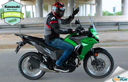 Motor Kawasaki Versys Terlaris