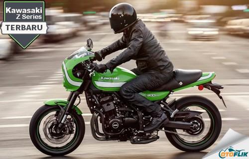 Motor Kawasaki Z Series Terbaru