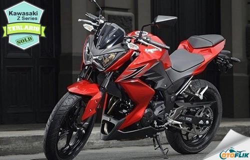 Motor Kawasaki Z Series Terlaris