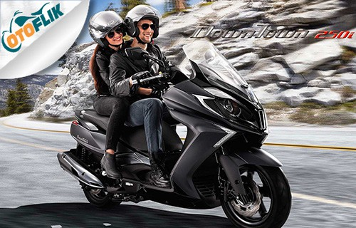 Motor Matic Kymco Downtown 250i