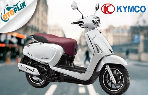 Motor Matic Kymco New Like 150i