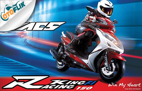 Motor Matic Kymco Racing King 150i