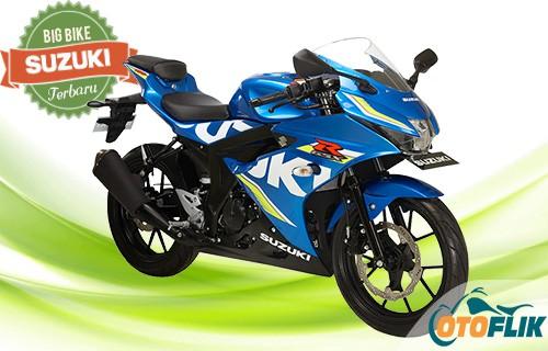 Motor Suzuki Big Bike Terbaru GSX