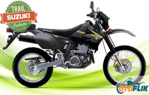 Motor Suzuki Trail Terbaru DR