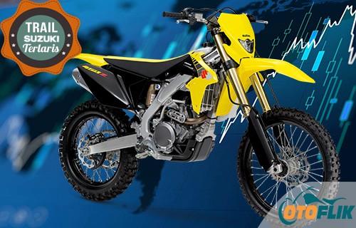 Motor Suzuki Trail Terlaris RMX450Z