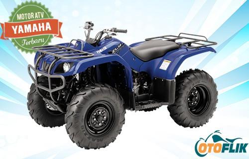Motor Yamaha ATV Terbaru Grizzly