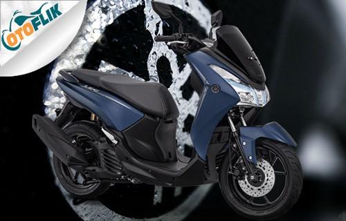 Motor Yamaha Lexi - S
