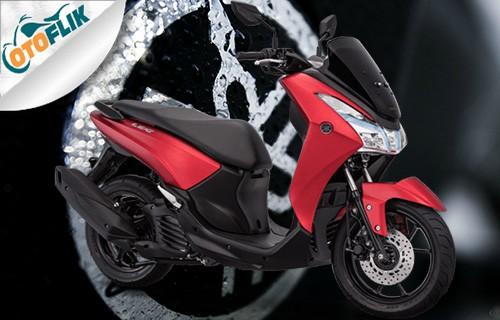 Motor Yamaha Lexi