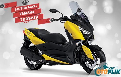 Motor Yamaha Maxi Terbaik XMAX