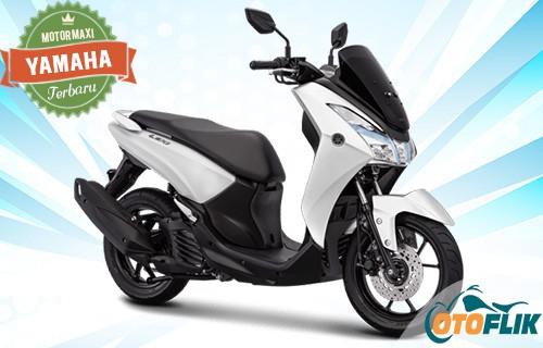 Motor Yamaha Maxi Terbaru Lexi