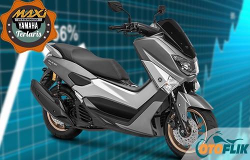 Motor Yamaha Maxi Terlaris NMAX