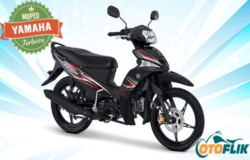 Motor Yamaha Moped Terbaru Vega Force