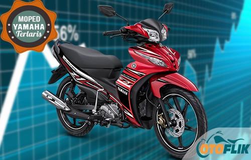 Motor Yamaha Moped Terlaris Jupiter Z1