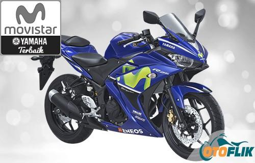 Motor Yamaha Movistar Livery Terbaik R25