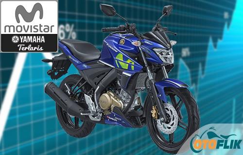 Motor Yamaha Movistar Livery Terlaris Vixion