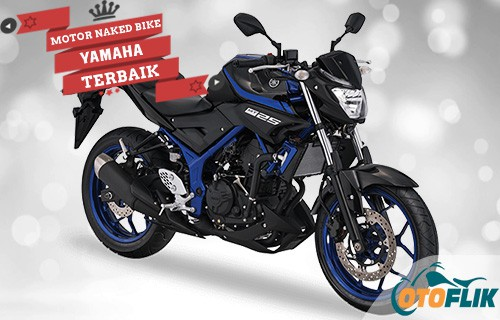 Motor Yamaha Naked Bike Terbaik MT 25