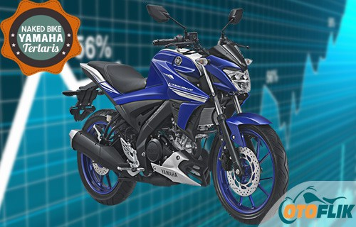 Motor Yamaha Naked Bike Terlaris Vixion