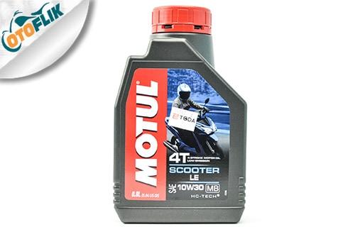 Motul Scooter 4T LE SAE 10W30