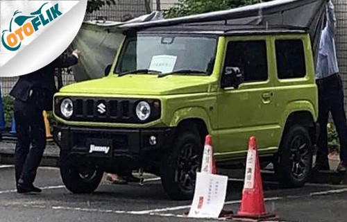 Review All New Suzuki Jimny 2019