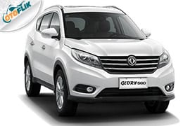 Sokon Glory 580 Comfort 1.5L CVT