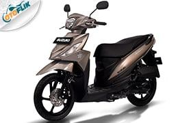 Suzuki Address FI Address Predator