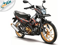Suzuki All New Satria F150 Blackfire