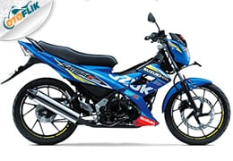 SuzukiAll New Satria F150 Motogp