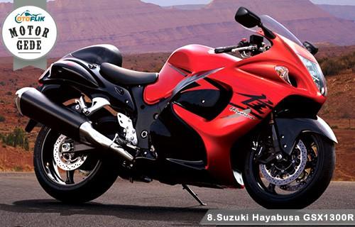 Suzuki Hayabusa GSX1300R