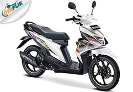 Suzuki NEX II Fancy Dynamic