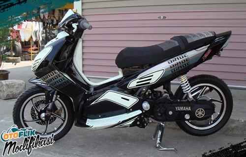 Suzuki skywave modif