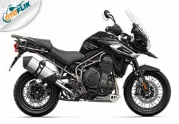 Triumph All New Tiger 1200 XCx Range