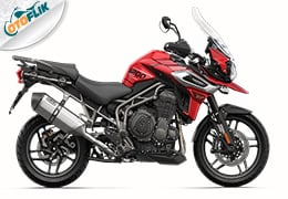 Triumph All New Tiger 1200 XRt Range