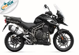 Triumph All New Tiger 1200 XRx Range
