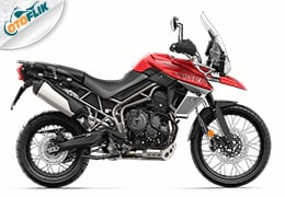 Triumph All New Tiger 800 XCa Range