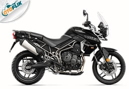 Triumph All New Tiger 800 XR Range