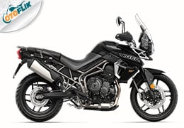 Triumph All New Tiger 800 XRx Low Range