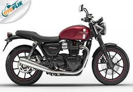 Triumph Street Twin A2 Restricted Licence Version