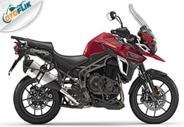 Triumph Tiger Explorer 2018