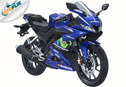 Yamaha All New R15 Movistar Livery