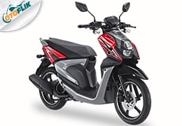 Yamaha All New X-Ride 125
