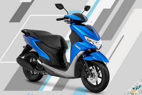 Yamaha FreeGo S-Version ABS