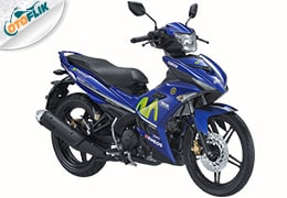 Yamaha Jupiter Mx King 150 Movistar Livery