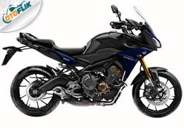 Yamaha MT09 Racer