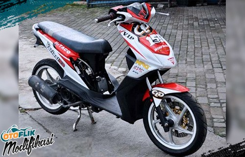 honda beat road race 115cc